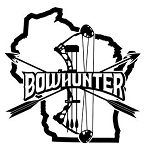 Wisconsin Bowhunter v2 Decal Sticker